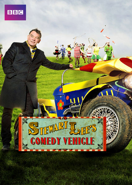 Stewart Lee's Comedy Vehicle BBC Series 1 – 4