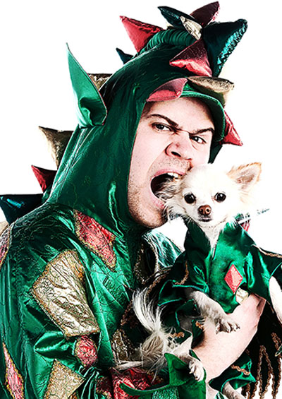 Piff the Magic Dragon Edinburgh Festival Fringe 2013 & 2014
