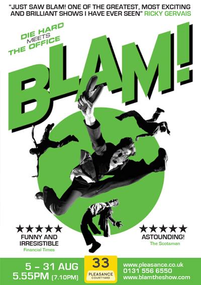 """BLAM! <div class=""""projtxt2"""">Edinburgh Festival Fringe 2013 – 2015</div>"""