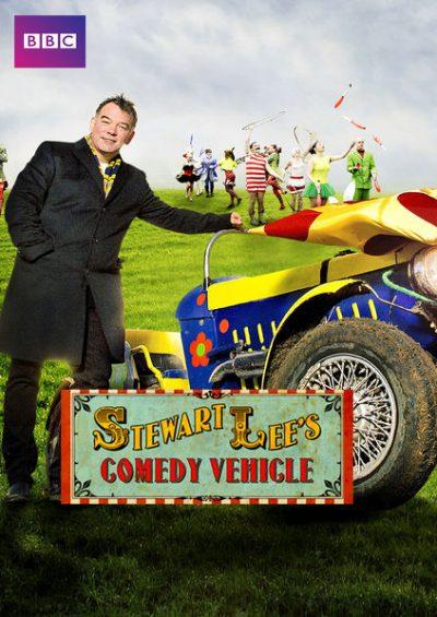 "Stewart Lee's Comedy Vehicle<div class=""projtxt2""> BBC Series 1 – 4</div>"